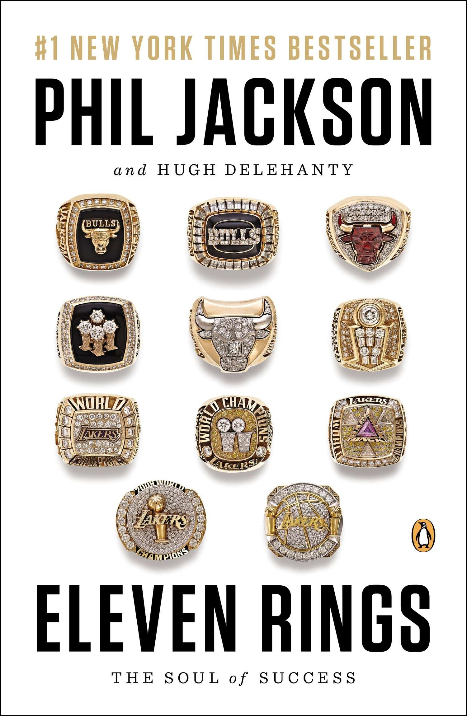 Eleven Rings, Phil Jackson