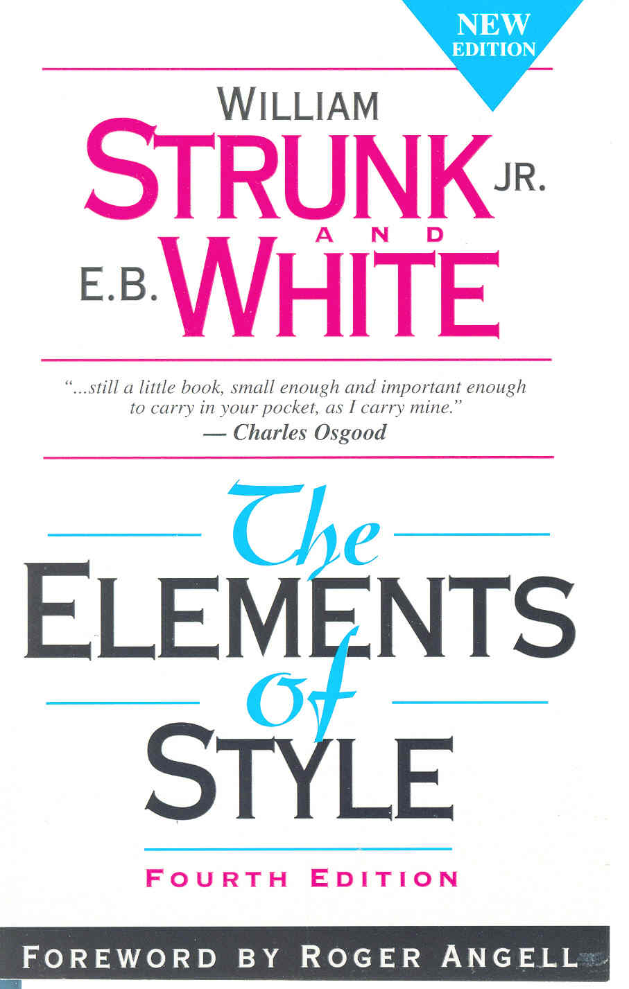 The Elements of Style, Strunk & White
